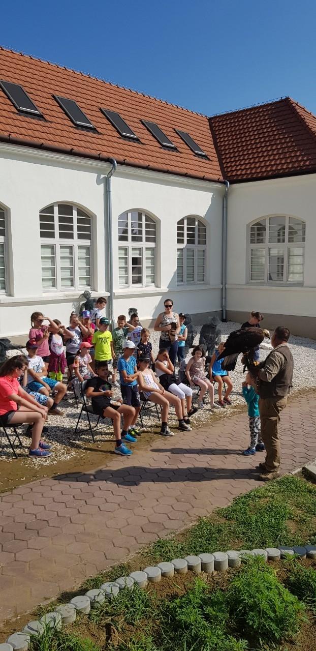 TRI DI ART gyerektábor-2. nap - Népi hagyományok - néptánc, népi hangszerek és népművészet