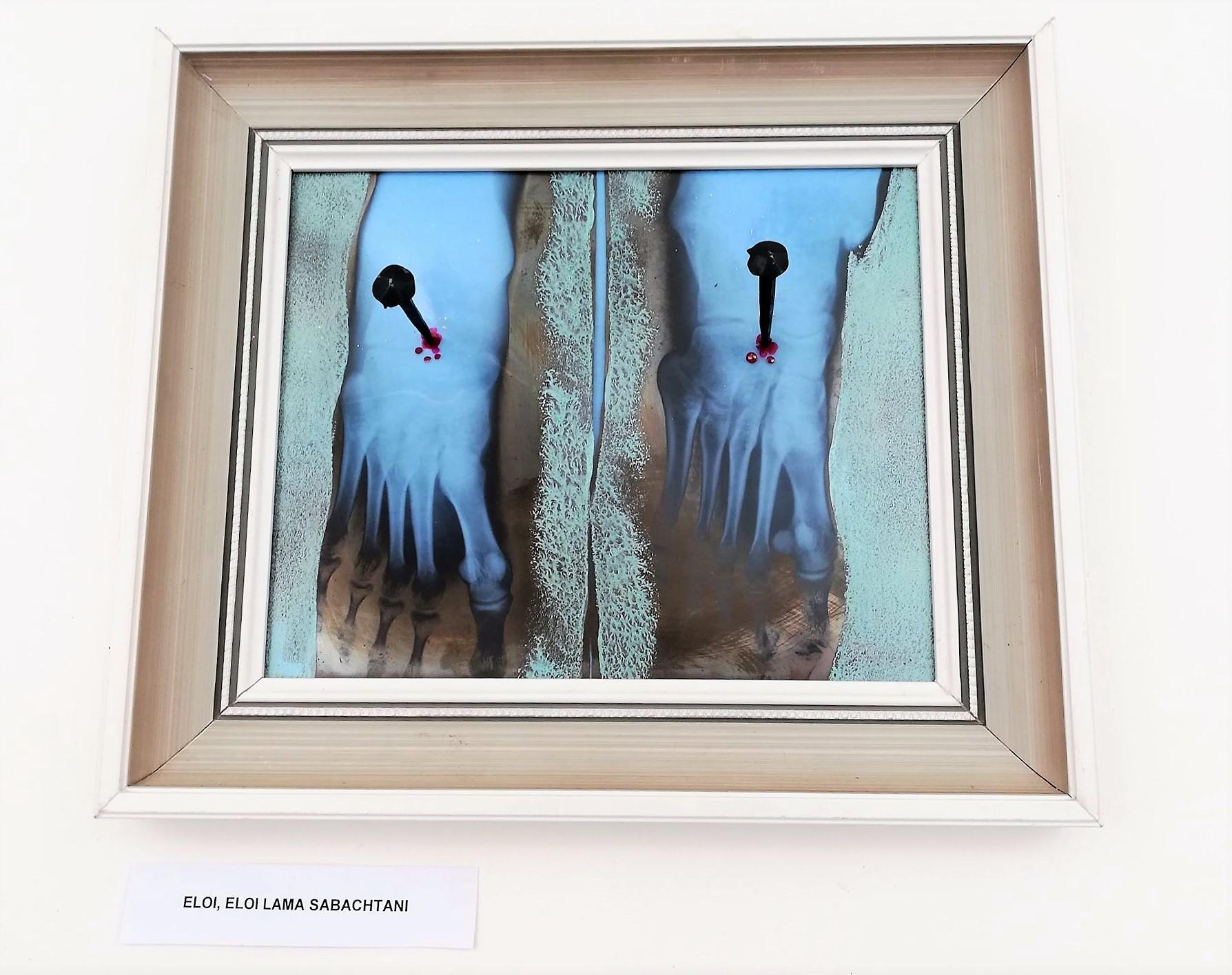 Obrazy a sochy - Výstava Š. Töviša