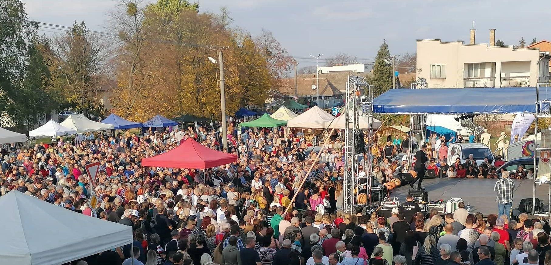 Svätomartinský festival a jarmok domácich produktov 2019