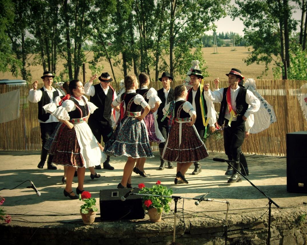 Medzibodrožský folklórny festival Malý Horeš 2019